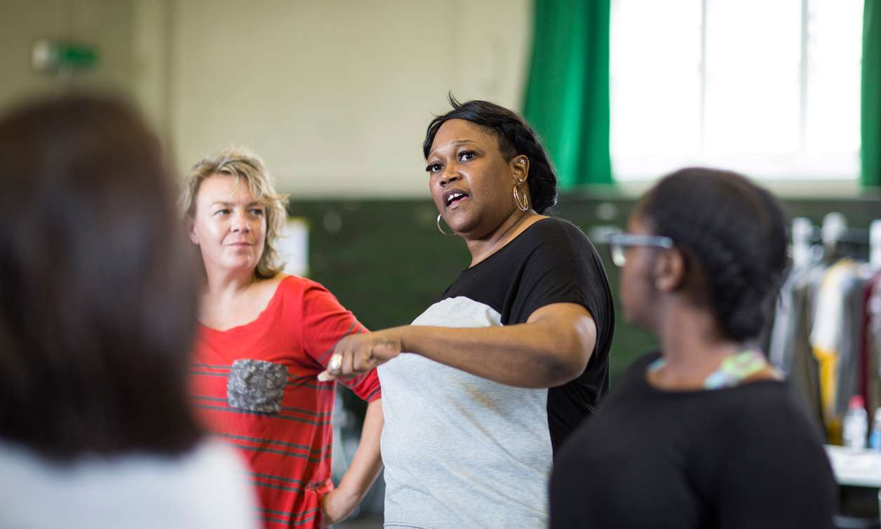 Clean Break have been awarded the 2016 Longford Prize for their collaboration with the Donmar Warehouse and York St John's University