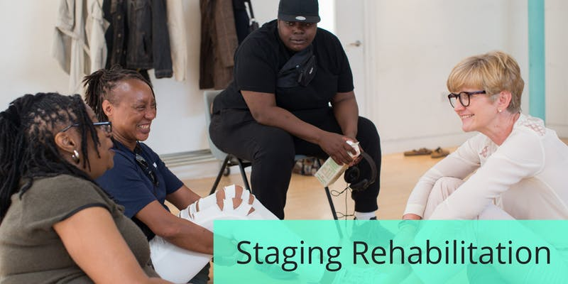 Staging Rehabilitation: a masterclass
