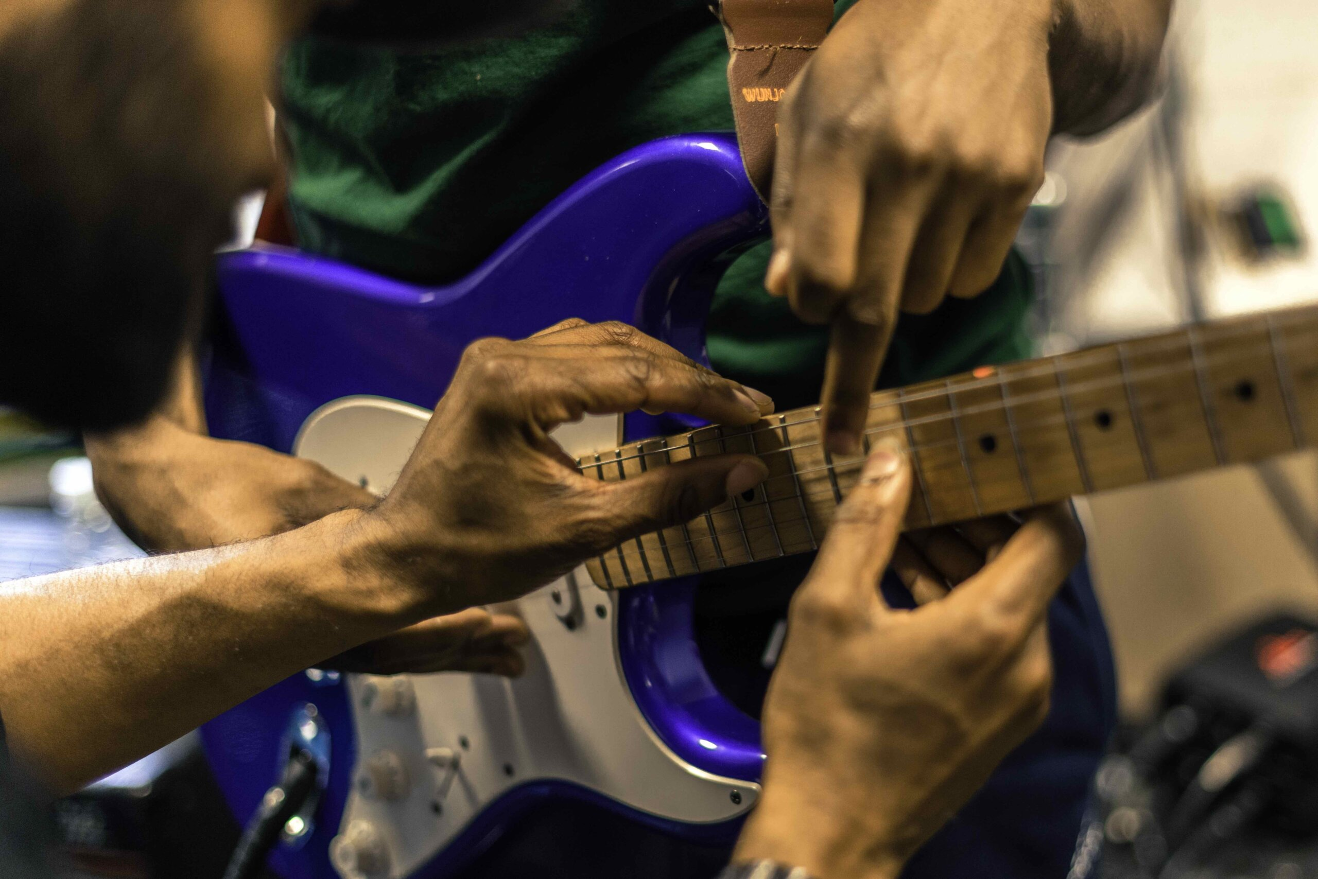 Music in Prisons at HMP Risley