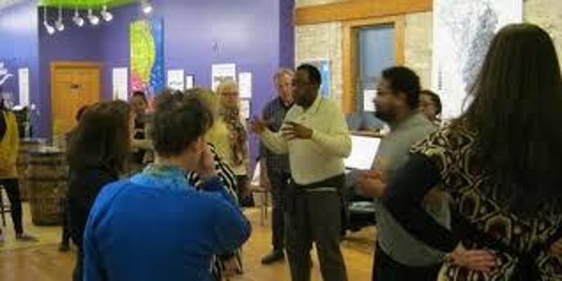 Arts-based training for facilitators in dealing with resistance