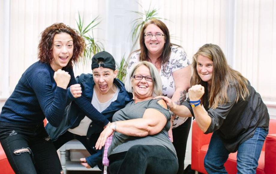 Creating change through theatre with women on probation