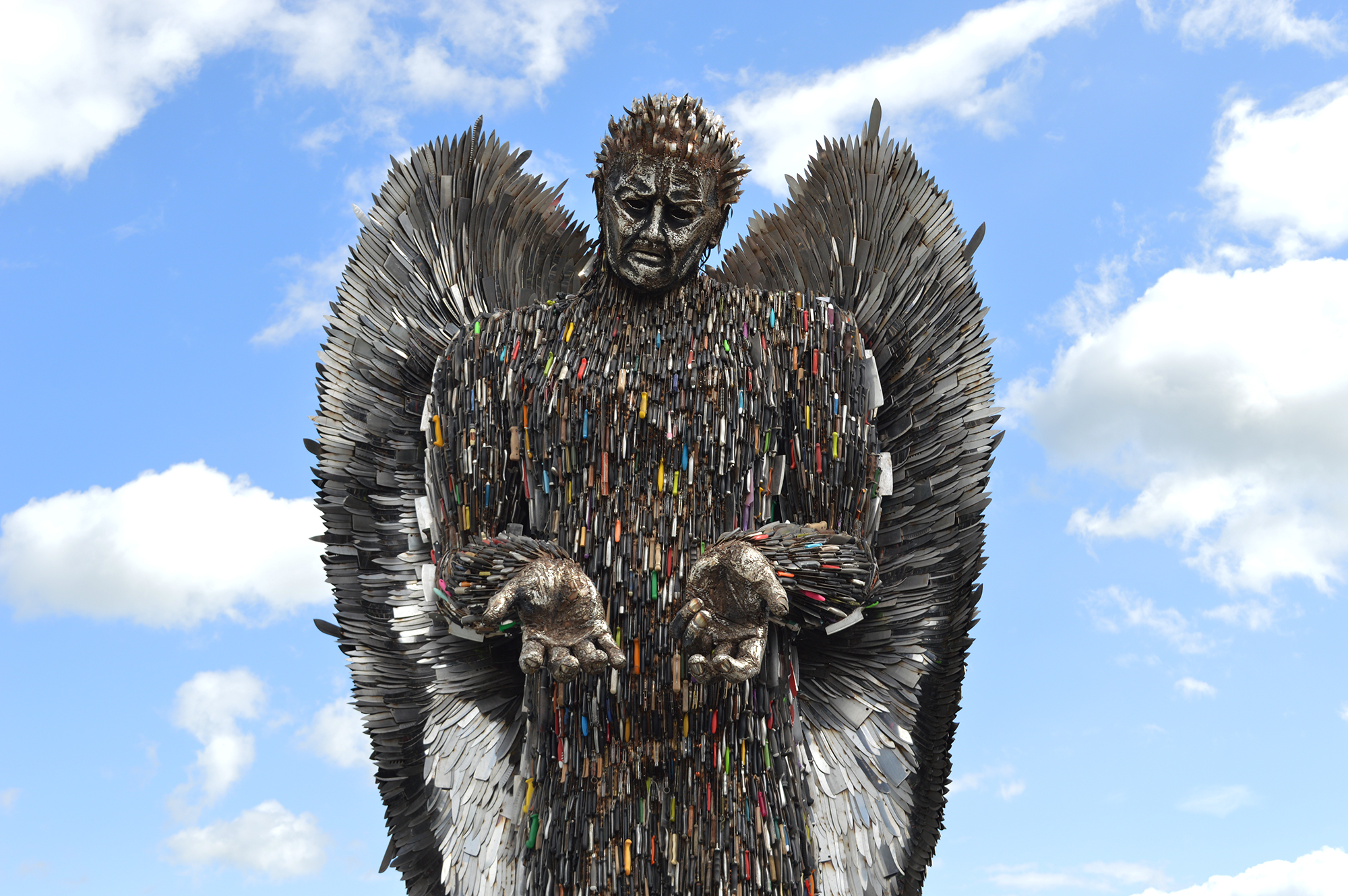 Call-out for artists to welcome Knife Angel sculpture to Birmingham