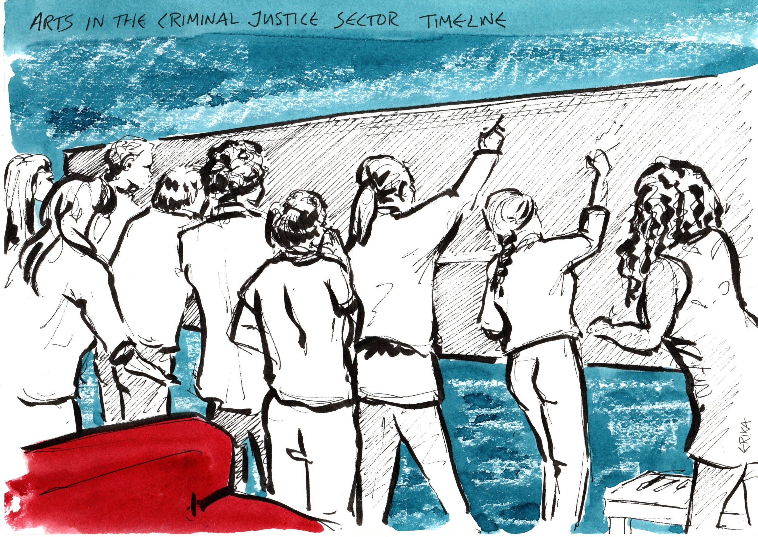 Arts in criminal justice forum: probation