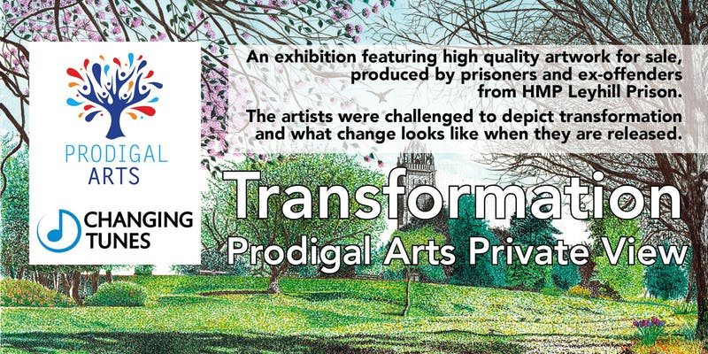 Prodigal Arts and Changing Tunes exhibition