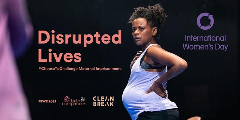 Image courtesy of Clean Break/Birth Companions
